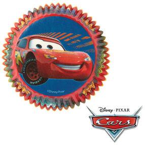Cars Cupcake Liners
