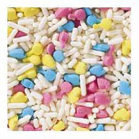 Baby Mix Shaped Sprinkle Mix