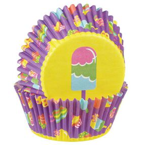 Color Pop Summer Standard Baking Cup