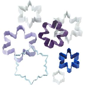 Snowflake 7-Piece Cookie Cutter Set