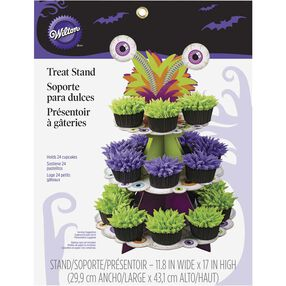 Halloween Eyeballs Treat Stand