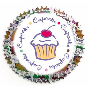 Cupcake Heaven Cupcake Liners