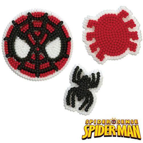 Spider Sense Spider-Man Icing Decorations