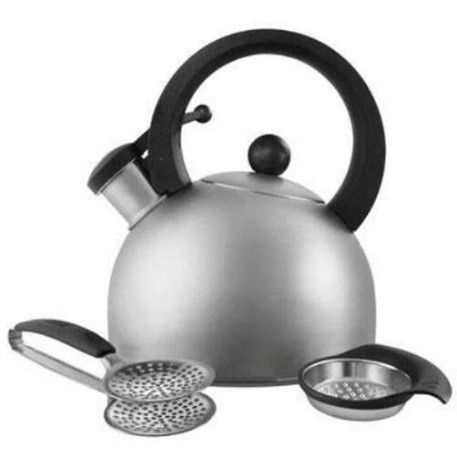 Copco Brushed Stainless Steal Tea Kettle