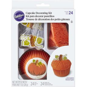 Wilton Pumpkin Cupcake Decorating Kit