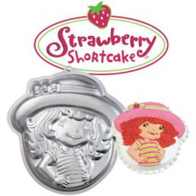 Strawberry Shortcake Cake Pan