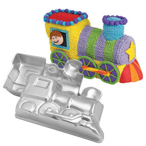 Choo-Choo Train Cake Pan Set