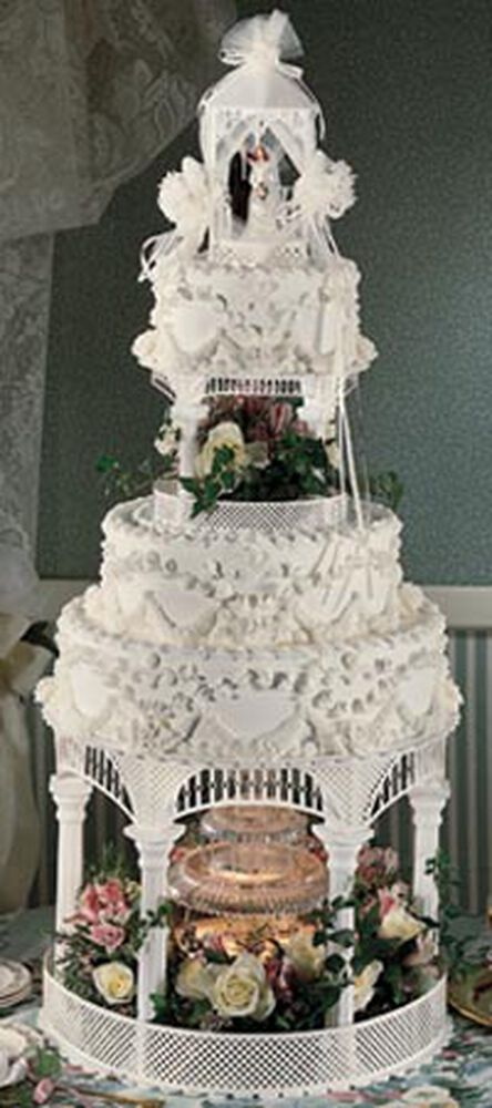 Gazebo Cake Kit Wilton