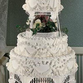 Gazebo Cake Kit