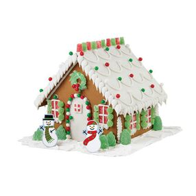 Wilton Christmas Snowman Family Icing Decorations
