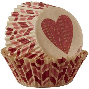 Made with Love Cupcake Liners