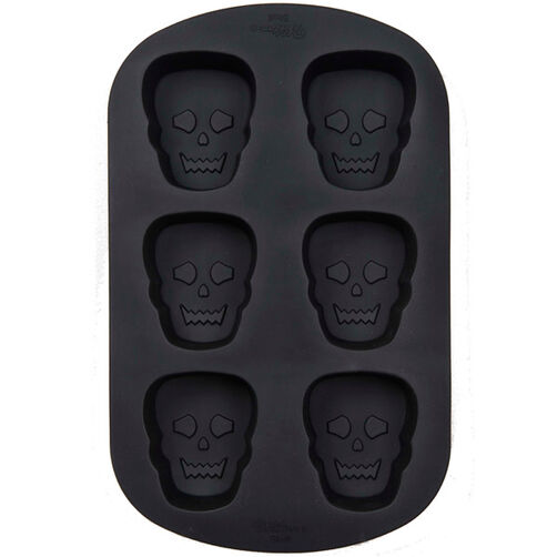 Silicone Mini Skulls Mold