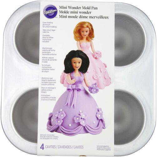 Mini Wonder Mold Doll Pan