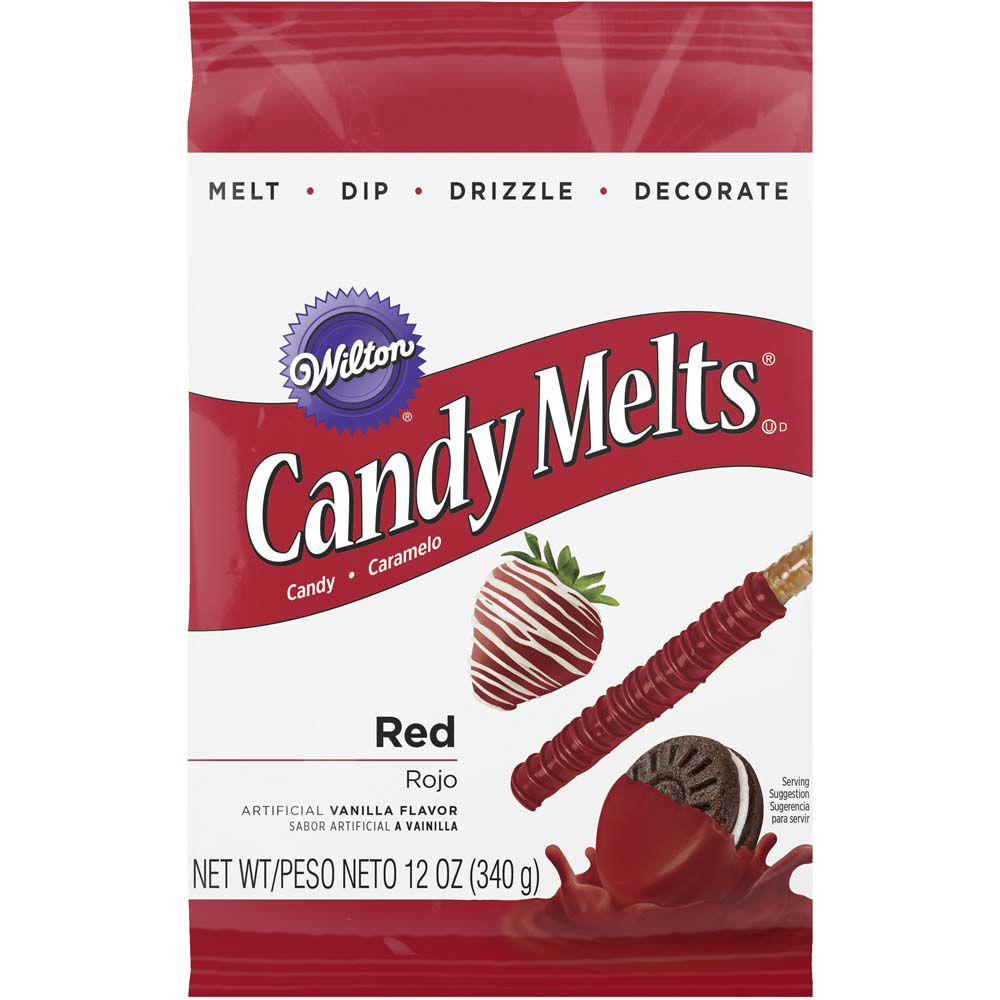 what are wilton candy melts made of