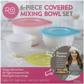 Ro Mixing Bowl 6 PC Set