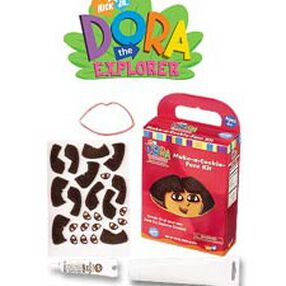 Dora the Explorer Make-A-Cookie-Face Kit