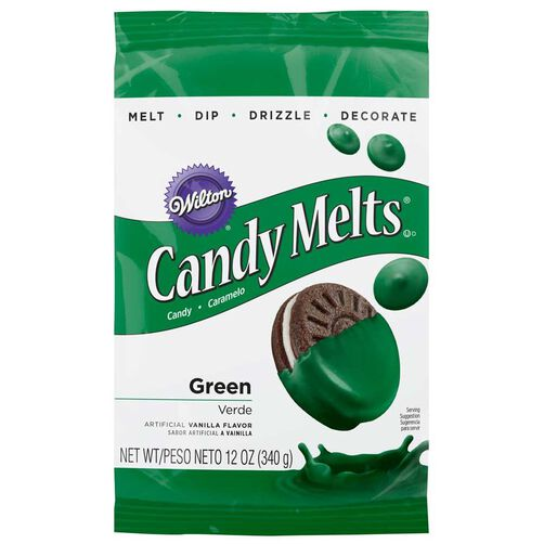 Green Candy Melts