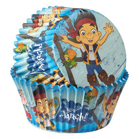 Wilton Disney Jake and the Never Land Pirates Baking Cups, 50-Ct.