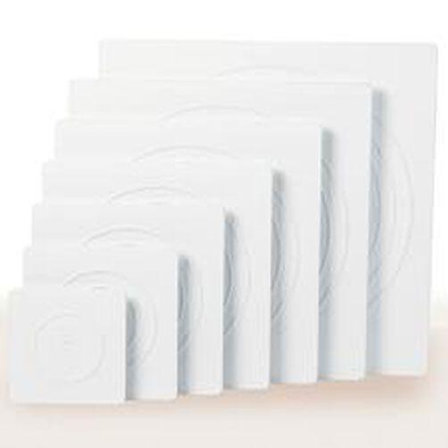 Decorator Preferred 12 Inch Square Plate