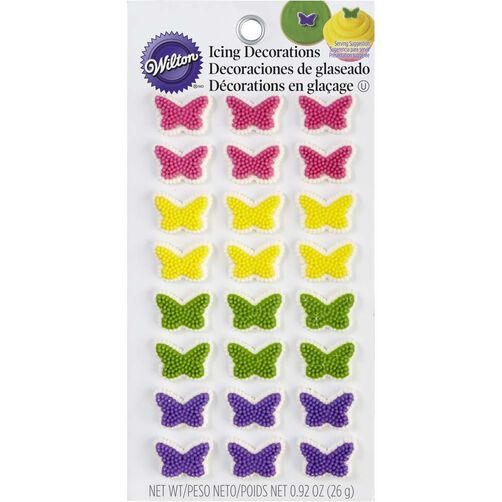 Wilton Butterfly Candy Decorations