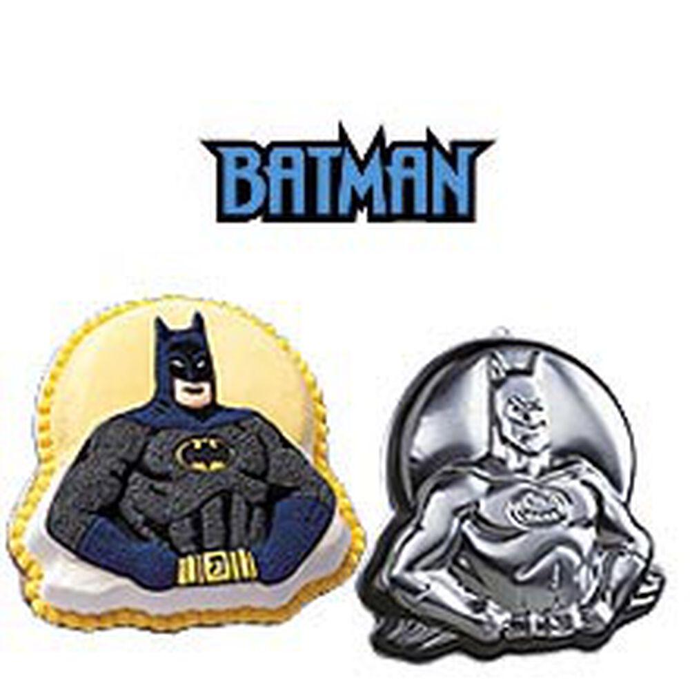 Batman Wilton Cake Pans