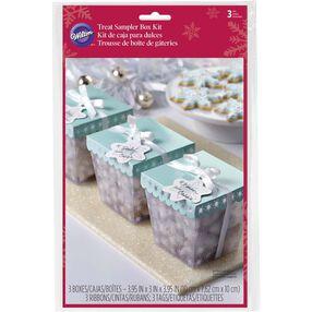 Wilton Snowflake Treat Boxes