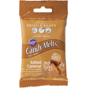 Wilton Sea Salted Caramel Candy Drizzle Pouches