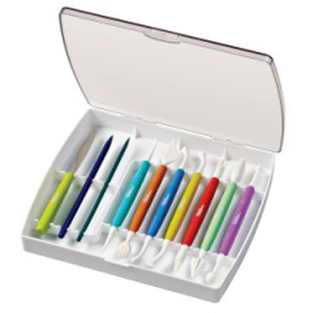 10 Pc Fondant Gum Paste Tool Set Wilton