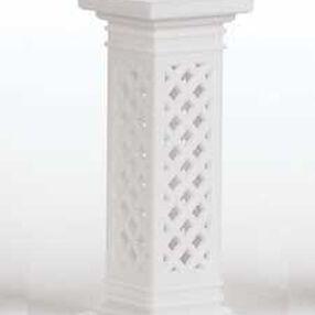 5 in. Lattice Columns