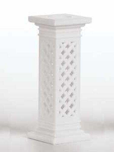 5 In Lattice Columns Wilton