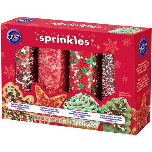 Holiday Sprinkles Set
