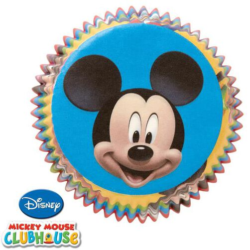 Disney Mickey Mouse Clubhouse Baking Cups