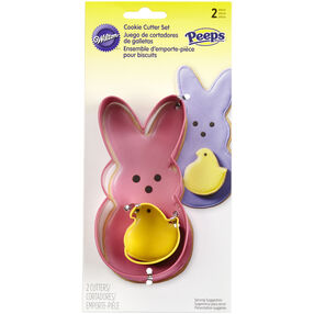 PEEPS® Cookie Cutter Set, 2-Pc.