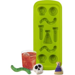 Halloween Science Lab Silicone Ice & Treat Mold