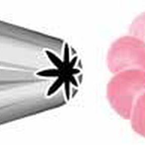 No. 2E Drop Flower Decorating Tip*