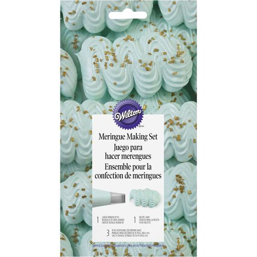 Ribbon Tip Meringue Making Kit