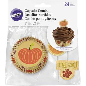 Cozy Fall Cupcake Decorating Kit
