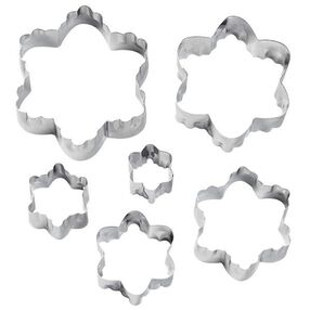 Wilton Blossom Fondant Double Cut-Outs Set 417-2586