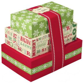 Homemade for the Holidays Cookie Gift Box Kit