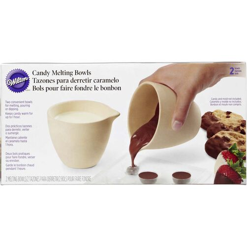 Ceramic Candy Melting Bowls