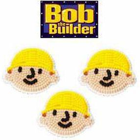 Bob the Builder Icing Decorations