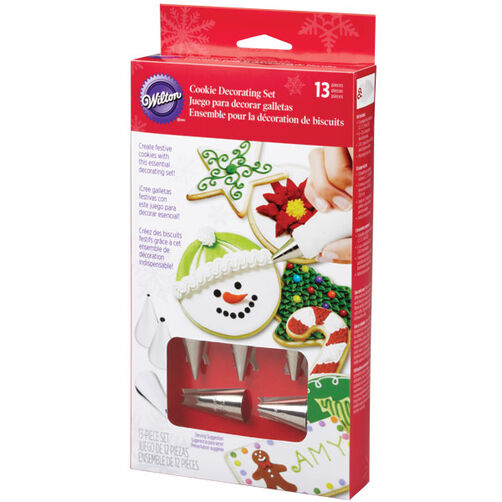 13 pc. Cookie Decorating Set