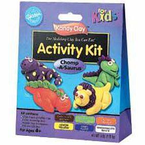 Chomp-A-Saurus Kandy Clay Activity Kit