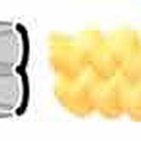 No. 100 Ruffle Decorating Tip