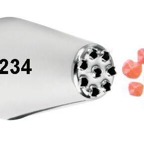 No. 234 Multi-Opening Decorating Tip*