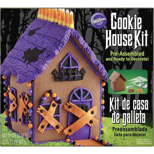 Wilton Halloween Haunted House Decorating Kit