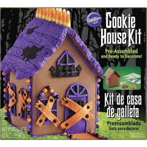 Halloween haunted house decorating kit wilton