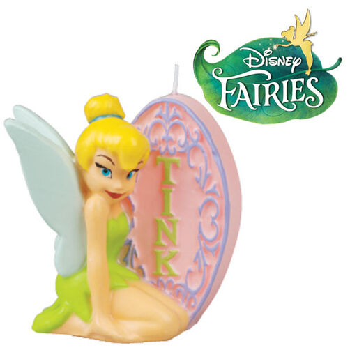 Disney Fairies Candle