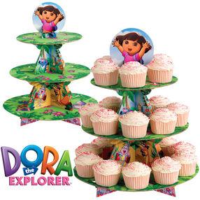Dora the Explorer? Cupcake Stand