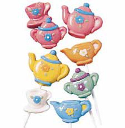 Tea Party Candy Mold